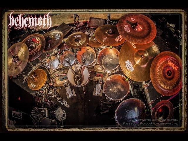 Behemoth's Inferno live Ora Pro Nobis Lucifer El Corazon Seattle 2 10 15