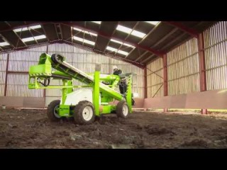 SD170 Demo | Self-Drive Cherry Picker from Niftylift