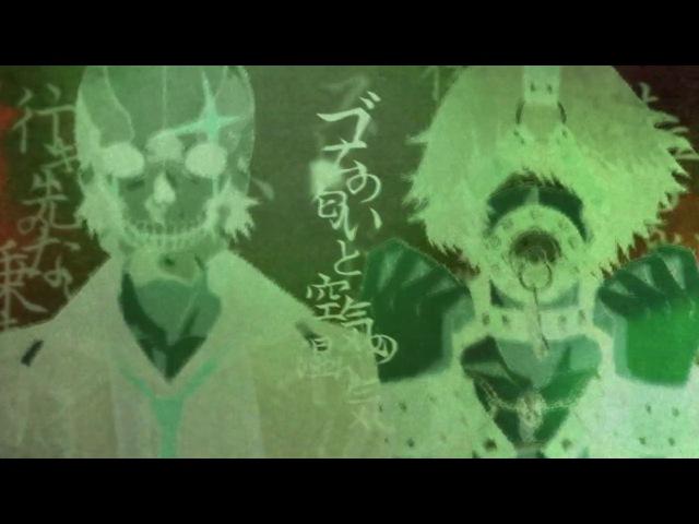 AniSpаce Projekt Загадочные истории Рампо Игра Лапласа Ranpo Kitan Game of Laplace 05 Eryt смотреть аниме онлайн бесплатно на Sibnet