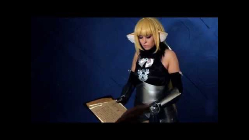 Mr. and Ms. Lineage II 2nd stage video - Lavinya