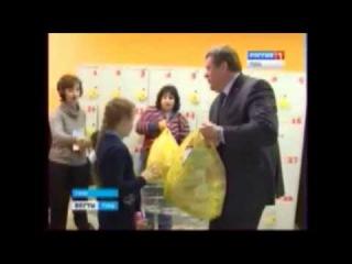 Супермаркет Едоша ТУЛА в новостях на телевидении канал Россия1