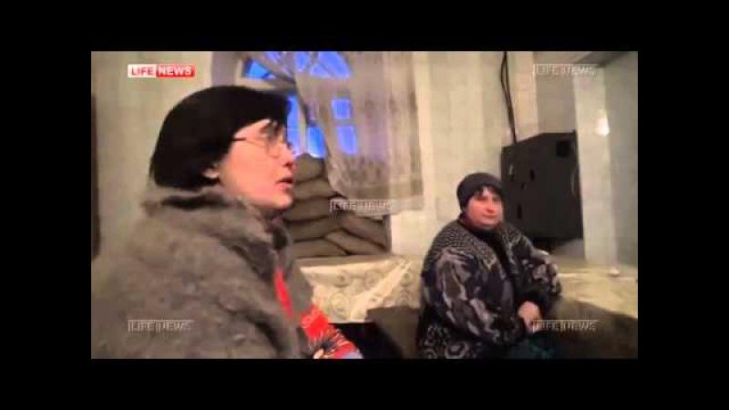 Очередной шедевр российского агитпрома Пьяные негры едут и танцуют на танках