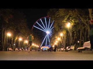 -й пробег Kharkiv Grand Prix  Ночной бег (Night run)