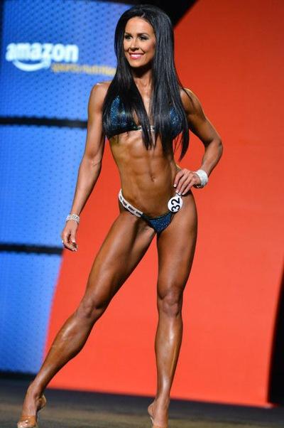 Мисс фитнесс бикини олимпия