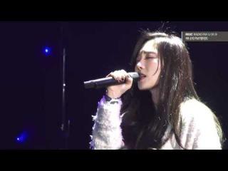 150214 태연 TaeYeon - Ma Boy (with 써니 Sunny) & Can You Hear Me