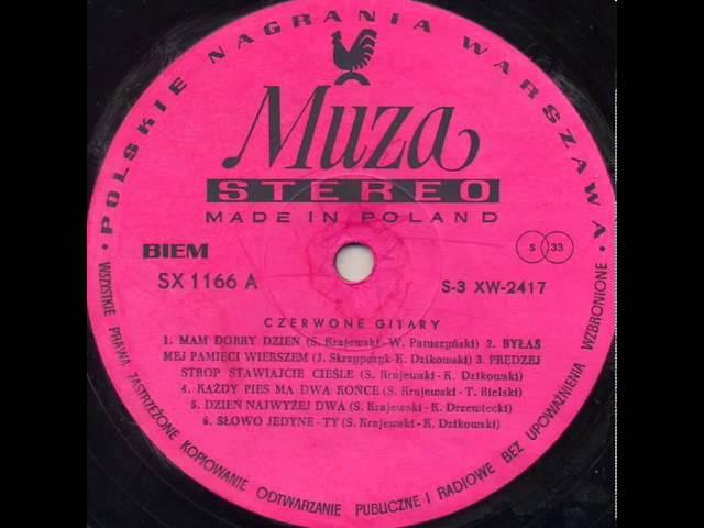 Czerwone Gitary Mam Dobry Dzień 1974