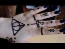 Татуировка Хной Как сделать тату хной