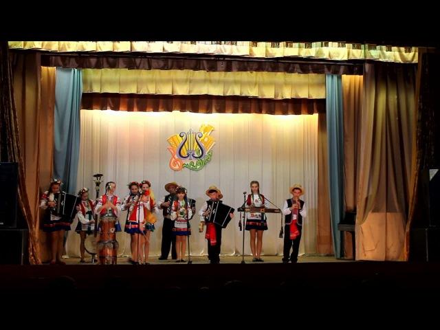 Гучок-інструментальний ансамбль, Звітний концерт ДМШ, смт Попільня, 28.04.2017 р.