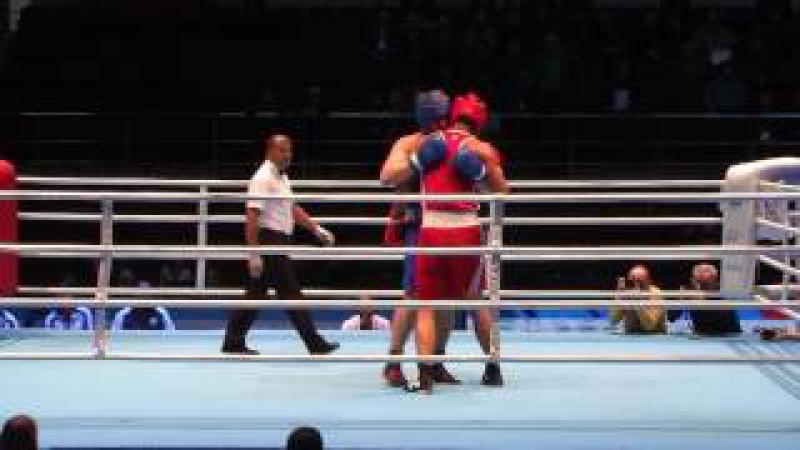 Ywch16 AIBA мчм2016 Daurenuly Aiboldy KAZ vs Muravin Vladislav RUS 91