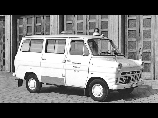 Ford Transit FT 100 L Miesen KTW 1965 71