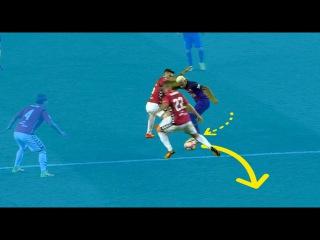 How To Turn Defenders Like Neymar!