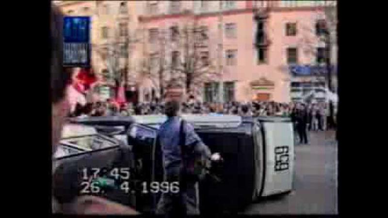 Навіны АТН (БТ, 26.04.1996) Чарнобыльскі шлях. ч.2