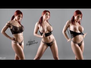 Bianca beauchamp 18+ (стриптиз )
