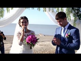 Жених не ожидал такого поворота на свадьбе! свадьба 2016