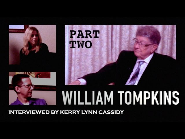 WILLIAM TOMPKINS SELECTED BY EXTRATERRESTRIALS - PART TWO