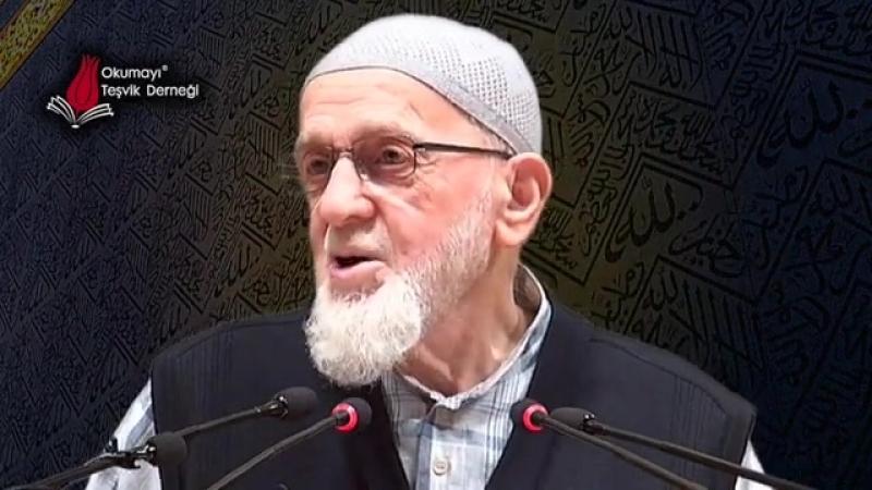 788 - İhlas İle Allah'a Kulluk Etmek (Ahmet Tomor Hocaefendi)