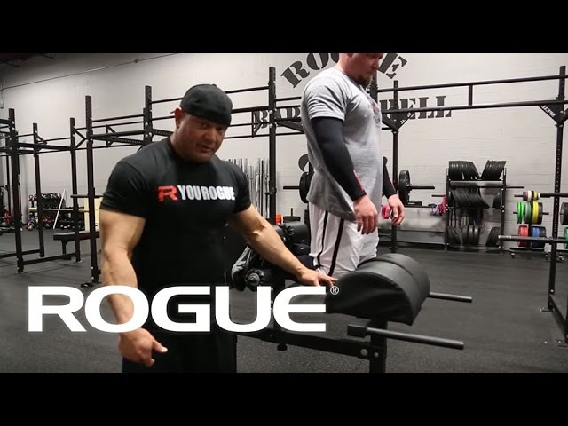 Equipment Demo - GHRs on the Rogue Abram GHD