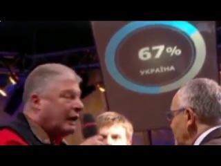 Саакашвили порвал пукан коррупционеру Червоненко