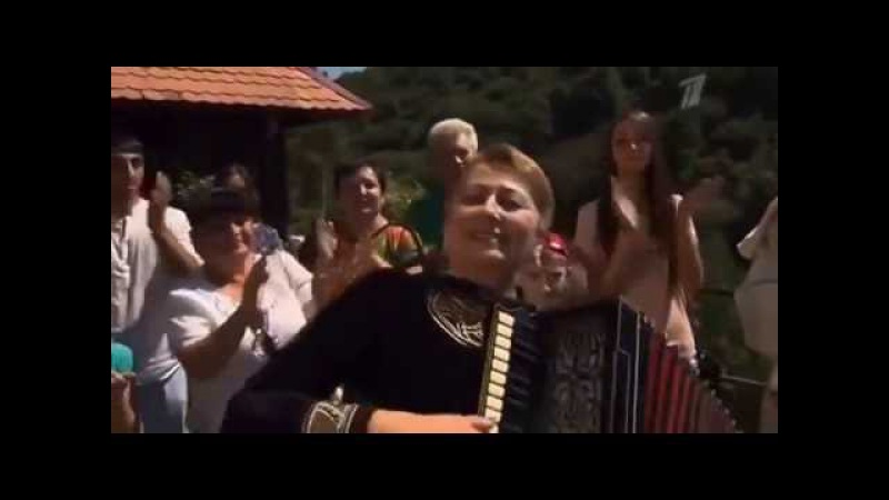 СВЕТЛАНА ЧИПЧИКОВА-ДЖАШЕЕВА, знаменитая гармонистка на программе Играй,гармонь, в КЧР.