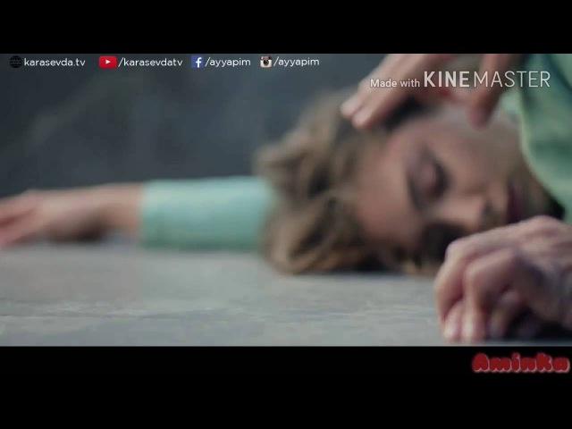 Кемаль и Нихан - она умерла (забери меня к себе на небеса!) клип до слёз