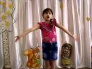 Соня Шихова, 6 лет, читает стихотворение Анны Лук