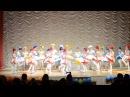 Детский хореографический ансамбль Рябинка Танец Горошинки