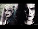 Eric Draven x Harley Quinn | Loving you is hard