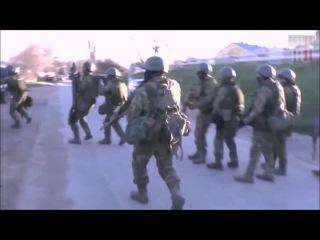 Спецоперации подразделений СпН ВС России в Крыму