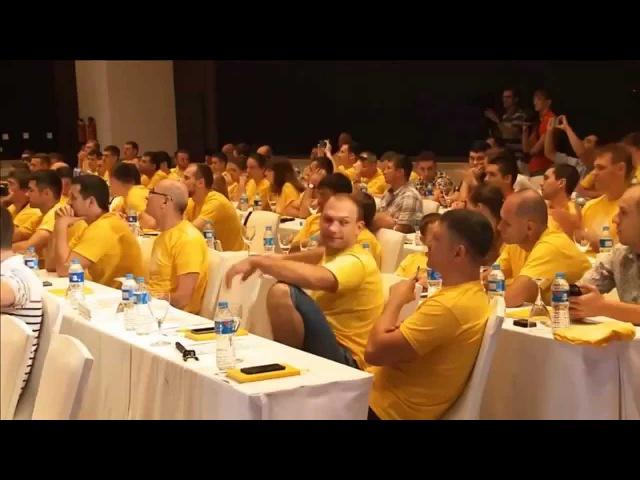 Элеврус Как проходит саммет в Египте Алексей Барбакарь о Премиум Клубе Elevrus