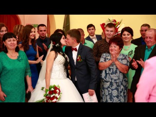 Свадебное слайд шоу Рустама & Алии