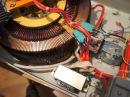 Ремонт стабилизатора напряжения Rucelf SDW 10000 D