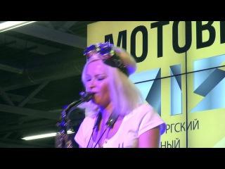 Imis moto 2015 Мотовыставка в Санкт-Петербурге Гарден-Сити