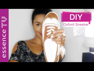 back to school - oxford sneaker diy tumblr inspired l essenceTV