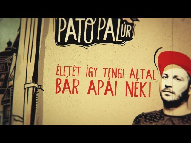 RED BULL PILVAKER Fluor Fura Csé Halott Pénz Meszi Pató Pál Úr Official Lyric Video
