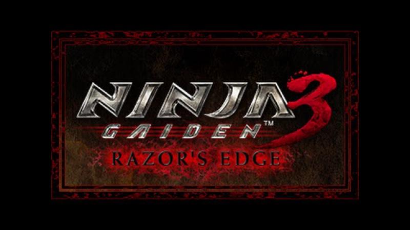 PS3 Ninja Gaiden 3 Razor's Edge *Max Karma Max Mana Super Life Bar Save*
