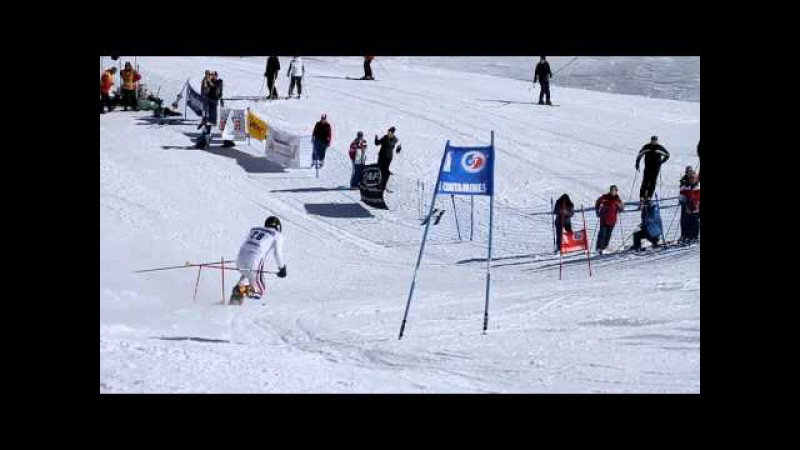 Telemark World Cup Les Contamines Montjoies