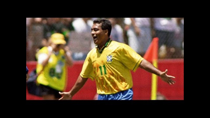 Romario in World Cup
