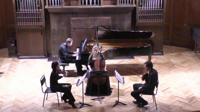Джон Харбисон November 19, 1828 для фортепианного квартета Андрей Гугнин (фортепиано)
