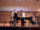 А.Пьяццолла Милонга Виктор и Ольга Бордуновы в составе рок-группы Каприччио