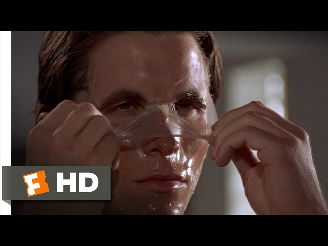 Morning Routine - American Psycho (112) Movie CLIP (2000) HD