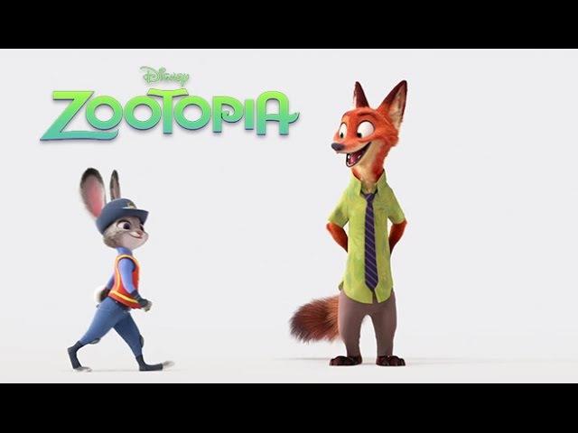 Зверополис - Zootopia, 2016 ( кино трейлер ужасы боевик драма мелодрама детектив вестерн детский мультфильм история триллер фантастика фэнтези мистика новый приключения hd Film Thriller Horror Action Drama Romance Western childre