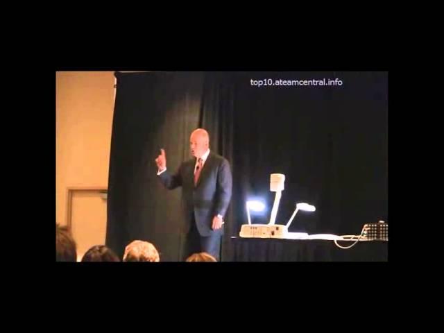 2009 09 Эрик Уорри Специальный тренинг на Agel World 2009