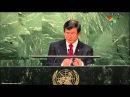 30 СЕНТЯБРЯ 2015 г. РЕЧЬ ДАВУТОГЛУ, ПРЕМЬЕРА ТУРЦИИ, в ООН