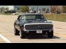 Test Driving 1967 Chevrolet Camaro 502 Big-Block Restomod - Fast Lane Classic Cars