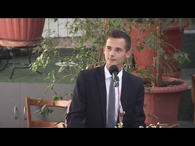 ВСЕЗНАНИЕ РОМАН ШЕВЛЯКОВ 4 10 2015 МАРИУПОЛЬ ЦЕРКОВЬ ВИФАНИЯ n stJ7YPMpI