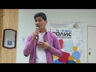 Поздравление Таджикских студентов Пензы с 23 февраля. Табрикоти Донишчуёни Пенза бо рузи артиши миллии Точикистон (2016)
