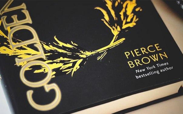 Golden Son Pierce Brown