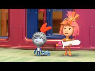 Фиксики - Конструктор | Познавательные мультики для детей