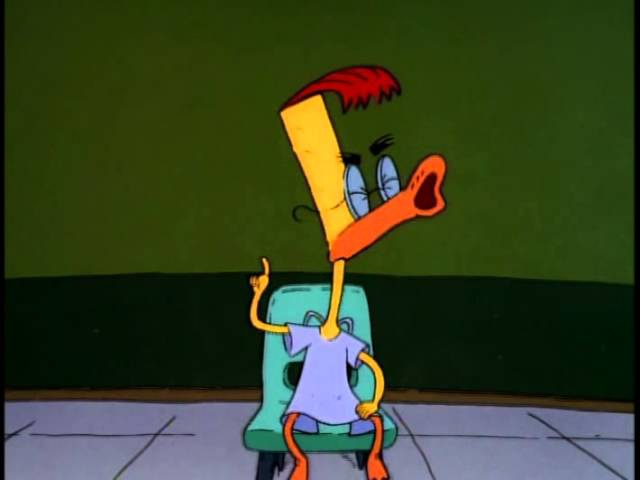 Дакмэн о жизни Duckman Private Dick Family Man