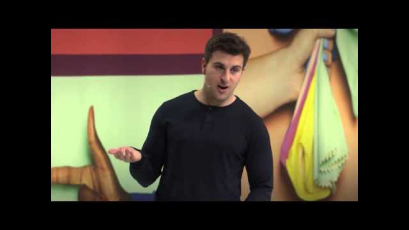 Airbnb Hosts are heroes A keynote from Brian Chesky